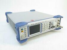 Rohde Amp Schwarz Smb100a 9 Khz 1275 Ghz Signal Generator With Options B1 B112l
