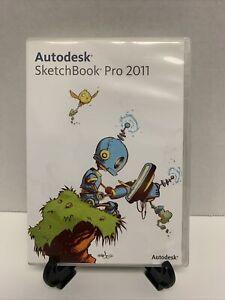 Autodesk Sketchbook Pro 2011 w/ Key