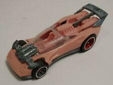 Hot Wheels Acceleracers Flathead Fury Pink barbie skin Employee Prototype!