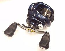 Daiwa Lexa-CC 6.3:1 Bait Clicker Baitcast Left Hand Fishing Reel - LEXA-CC300HL