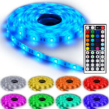 NINETEC Flash30 5m LED Band Strip e Kette Schlauch Licht Wasserdicht