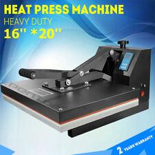"16"" X 20"" CLAMSHELL HEAT PRESS T-SHIRT BAG Digital TRANSFER SUBLIMATION MACHINE"