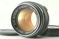 【Excellent+++】 Olympus G.Zuiko auto-s 50mm f/1.4 MF for OM-1 OM-2 N from JAPAN
