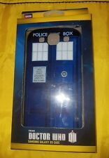 Doctor Who DW Tardis Police Box Design Samsung Galaxy S3 Cell Phone Cover [New]