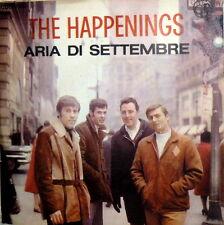 """THE HAPPENINGS SANREMO 67  7""""  PS ITALY -   ARIA DI SETTEMBRE (BRUNO LAUZI )"""