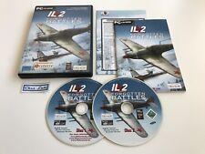IL-2 Sturmovik Forgotten Battles - PC - FR - Avec Notice