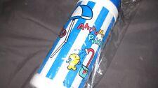 Sanrio Vintage 1990 Ahiru No Pekkle Sports Water Bottle Canteen 33oz. NEW LOOK!