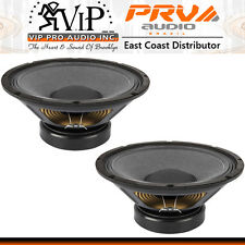 "PRV 12W750A 12"" Alto Series Pro DJ/Studio Speaker Subwoofer Sub. 750W 8Ohm *PAIR"