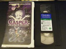 Casper: A Spirited Beginning (VHS, 1997)