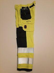 Helly Hansen Workwear Aberdeen High Visibility Flame Retardant Pants 76476 30x31