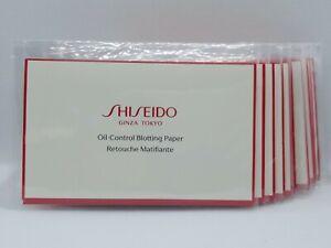 Shiseido Pureness Oil Control Blotting Paper 120 Sheets