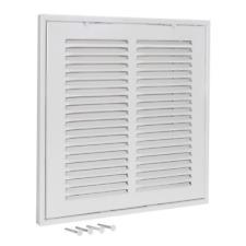 20 x 20 in. Return Air Filter Vent Ventilation Grille Register Duct HVAC Steel