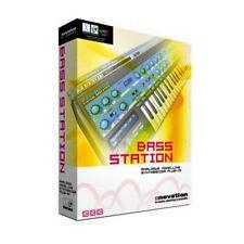 Novation Bass Station   Analogue Bass Synth Modular Plugin (VST/AU)
