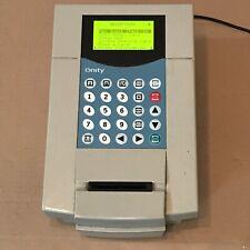 Onity EDHT22i Hotel Key Card Reader Encoder - ED HT22i and Power Brick