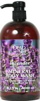 1 Bottle Dead Sea Collection 33.8 Oz Lavender Oil Calming Mineral Body Wash