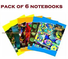 Classmate Long Notebooks-By ITC Education Stationer Product Soft Pages-Pack of 6