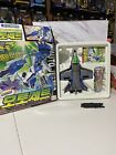 Transformers Takara 1994 D-19 Auto Jetter Deluxe Class Autobot Complete W/box