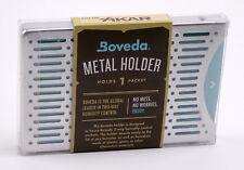 Boveda Halterung Aluminium 1er für 1 Boveda Humidipak 2-way groß 60g