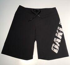 OAKLEY BOARDSHORTS Size 33 Mens Swimsuit Black !!!