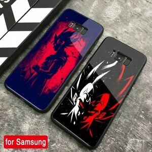 Tempered Glass Case Cover Anime Dragon Ball Z Goku For Samsung Note20 10 S21 S20