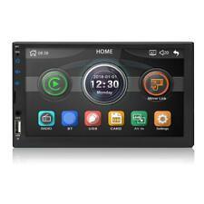 BW#A 7inch HD LCD Touch Screen 2Din Bluetooth Car Stereo MP5 FM Radio USB TF AUX