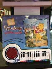 DISNEY'S WINNIE POOH (PLAY-ALONG PIANO BOOK) Play CHORDS AND READ