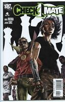 Checkmate 2006 series # 4 near mint comic book