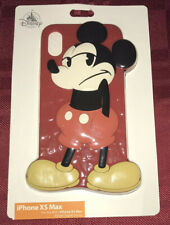 DISNEY PARKS D-TECH MICKEY MOUSE 3-D CASE COVER FOR iPHONE XS MAX NEW