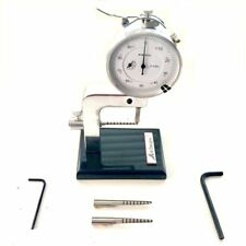 Bassoon Dial Indicator -Arb Designs-Standard INCH dial - 3 styles of feeler arms