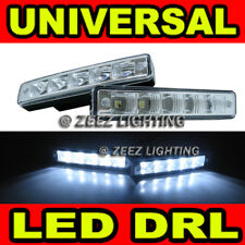 Super Bright LED Daytime Running Light DRL Fog Lamp Day Lights Daylight Kit C14