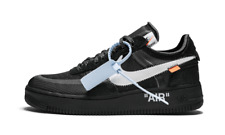 Air force 1 Off-White Black Size 9
