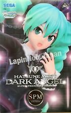 Hatsune Miku figure DARK ANGEL Figure SEGA 9in