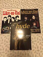 [HYDE/L'Arc~en~Ciel] The Perfect Book Collection