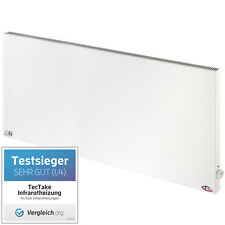 Chauffage panneau infrarouge electrique radiant thermostat 1400 watt