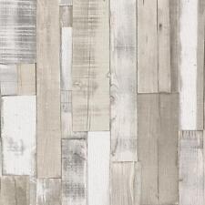 Neue Rasch Authentisch Holz Beam Platten faux-effekt geprägt Strukturtapete