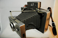 Polaroid Automatic 240 pack film instant ,fp100c,converted ,lomography,metal