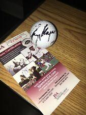 Gary Player Masters Champ Signed  Golf  Ball JSA