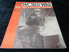 The World War 1914/18 A Pictured History - Part 27 - Pub 1934