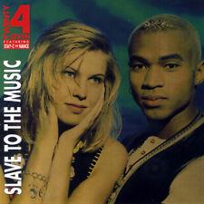TWENTY 4 SEVEN - Slave to the music 11TR CD 1993 EURODANCE (Indisc)