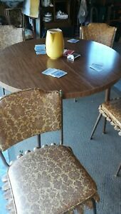 Formica Antique Dining Sets 1950 Now For Sale Ebay