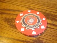United States Marine Corps logo design Poker Chip,Golf Ball Marker,Card Guard