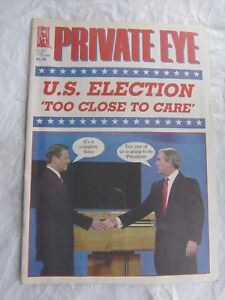 Private Eye Magazine No. 1015 17 November 2000