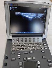 SonoSite M-Turbo Ultrasound System with HFL50x/15-6 MHz Transducer &Power Supply