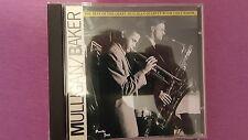 MULLIGAN / BAKER - THE BEST OFMULLIGAN QUARTET WITH BAKER. CD