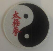 Vintage 1980's Yin Yang Karate Taekwon Do MMA Martial Arts Uniform Gi Patch 662