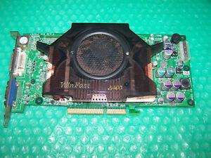 Rare Leadtek Winfast A400 nVidia GeForce 6800 LE TDH  128MB AGP Graphics Card