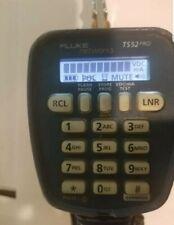 Excellent Condition Fluke Networks Ts52 Pro Digital Linemans Test Phone Telep