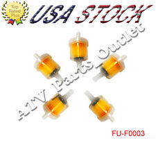 Pack of 5 Gas Fuel Filter 50cc 150cc 250cc GY6 Motorcycle Dirt Bike ATV Quad