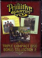 The Primitive Quartet Triple CD Bonus Collection Volume 2 Brand NEW CD BOXED SET