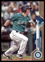 2020 Topps Series 2 Base Gold #575 Kyle Seager /2020 - Seattle Mariners